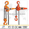 Portátil cadena de la mano de polipastos CE y GS aprobados