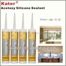 UV resistant inside use construction silicone sealant