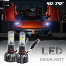 High performance c ree 40w h7 h11 h13 9005 9006 motorcycle led headlight