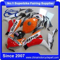 FFKHD022 Chinese Motorcycle Fairings For CBR1000RR 2012 2013 New 13 Repsol