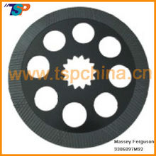 Tractor parts clutch Friction plate,Friction disc for MF part 3386897M92