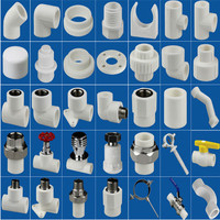 HIGH QUALITY! Plastic(PVC) Pipe Fitting Male Reducer/Adapter