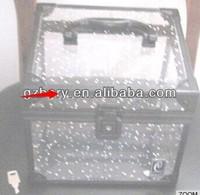 2015 factory custom wholesale fashionable Acrylic Handbag/Cosmetic Case
