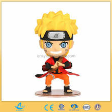 Japanese Ninja cartoon character figures anime figure toy boy love cartoon toy