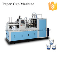 ZBJ-X12 automatic middle speed flexo paper cup printing machine