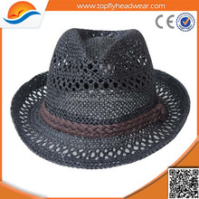 Sombrero straw hat wholesale/foldable straw hat/cheap wholesale straw hats