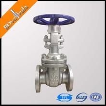 "ANSI standard Gate valve 150lbs 1 1/2""-24"" WCB gate valve"