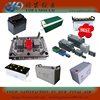 N200 car battery container mould.battery container injection mould