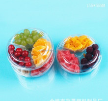 disposable plastic foam vegetable fruit food tray(SGS,BSCI,ROTH)