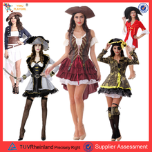 PGWC1043 2015 New Styles Instyles adult pirate halloween costumes sexy costumes Suppliers wholesale