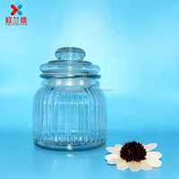 650ml Chinese elements candy storage tank jars