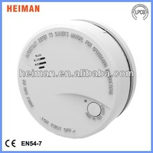 EN14604 approved stand alone smoke and fire alarms for homes