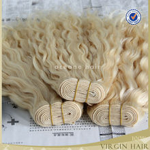 Alibaba hot sale factory direct supply cheap brazilian hair weaving human hair blond