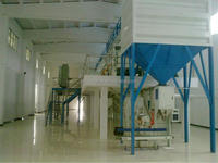 peanut filling machine with conveyor and sewing machine