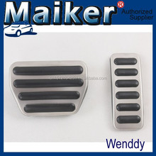 Car stainless steel gas pedal For Range Rover Sport 2014 Maiker manufacturer 4x4 auto accessoires
