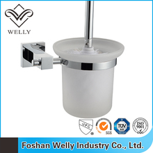 Stainless Steel Toilet Brush Holder Sanitary Ware Product Italy