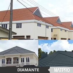 hotsale high quality sand stone coated roof tile