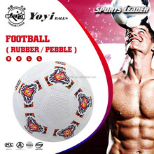 grain surface soccer ball, with strong winding inside