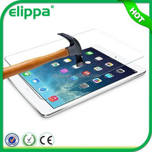 New innovative products 2015 premium 9h tempered glass screen protector for ipad mini
