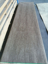 fine line gray ice tree reconstituted artificial veneer for doors