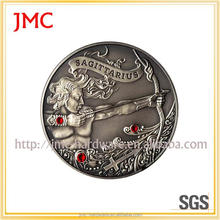 Professional Customized Coin with low price great wall of china coin coin