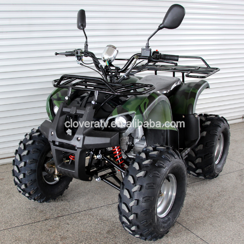 4 Stroke Air Cooled Mini Quad Mini ATV 110CC with Rear Mirror