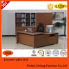 Executive Wooden Office Desk/Modern Executive Office Desk/Office Furniture