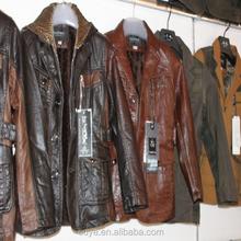 Motorcycle Biker Jacket For Men/ Men Motorbike Leather Jacket/Racing Wear/