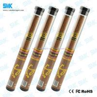 2015 New wholesale wax vaporizer pen,400mAh disposable electronic cigarette,400puffs e-cigar for rechargeable electronic cigar