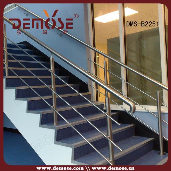 Moderne grenier en acier inoxydable c ble fil rampe d 39 escalier balust - Rampe escalier cable acier ...