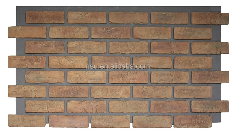 3d faux brick panel brand store artificial brick easy to - Artificial brick wall panels ...