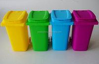 Desktop Storage can mini trash debris barrel fancy trash cans