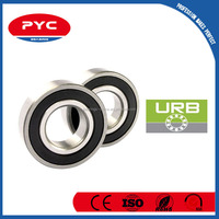 PYC Hot Selling!!!Best Price URB Romania Deep Groove Ball Bearing From ShangHai Bearing Distributor