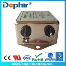 1A - 200A 125 / 250VAC Radio Power Line Noise Filter