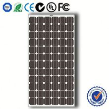 Good quality Monocrystalline 50w to 250w suntech solar panel