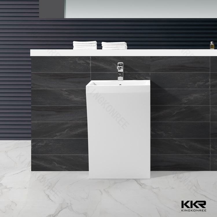 Factory hotel bathoom fancy wash basin pedestal sink, View fancy wash ...