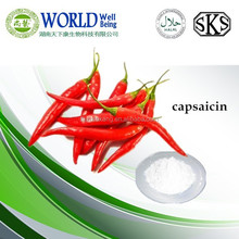 Capsaicin,Capsicum Extract/Cayenne extract/Paprika extract