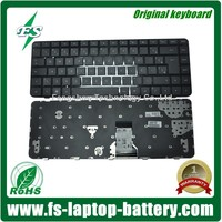 Laptop spanish keyboard for Acer 4732 4732z 4739 4739Z original keyboard of laptop / slim keyboard for pc