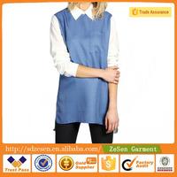 2015 New Wholesale Popular Ladies Autumn Long Sleeve Denim Jean Cowboy Shirts Fashion Design Blouses