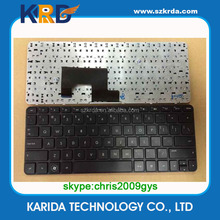 Computer components Keyboard for HP Mini 210-2000 Black US Laptop Keyboard