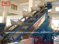 Transportador del cubo/elevador de cangilones para el procesamiento de caucho