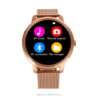 2015 New Smart Watch Factory Price Round Dial Smartwatch Android Smart Watch for Samsung/Sony/Huawei/iPhone
