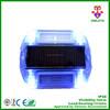 blue color led road stud ,solar road mark ,cat eye road stud in blue color