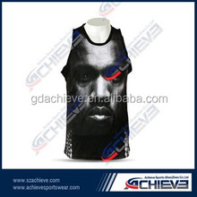 custom basketball uniform sets basketball jersey /short logo design