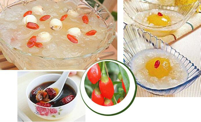 высокое качество китайский wolfberry сушеные сырых goji берри
