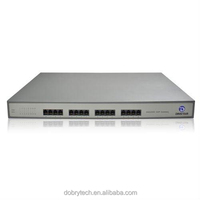 New SIP voip gateway compatible with most IP Phone 16 FXS/FXO