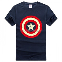 Captain America Anime T-Shirt ( S/M/L/XL/XXL/XXXL)