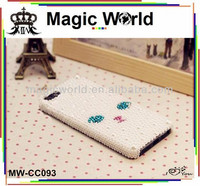 Jewel Pearl Mobile Cover For Iphone 6