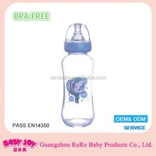 Best feeding bottle for baby empty mini glass milk bottles wholesale bottles