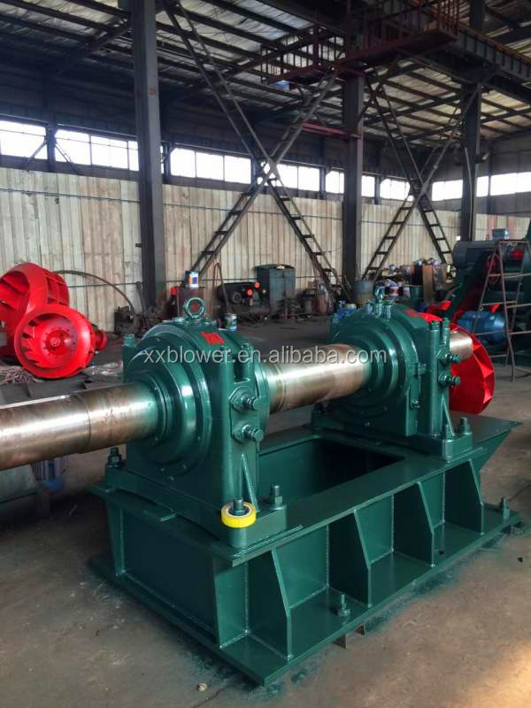 High Volume Blowers : Boiler blower induced air high temperature volume
